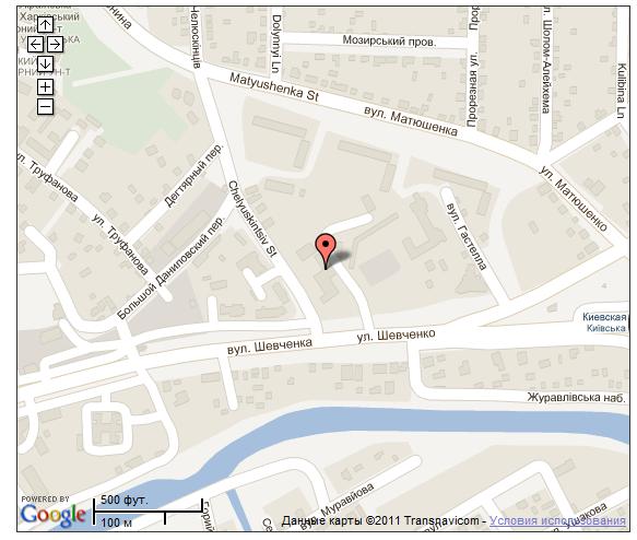 Филатовская больница адрес на карте